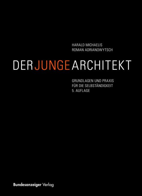 Der junge Architekt als Buch