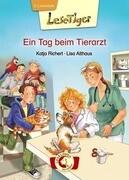 Lesetiger. Ein Tag beim Tierarzt