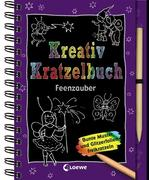 Kreativ-Kratzelbuch Feenzauber