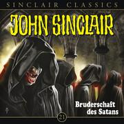 John Sinclair Classics, Folge 21: Bruderschaft des Satans