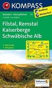 Filstal, Remstal, Kaiserberge, Schwäbische Alb 1 : 50 000