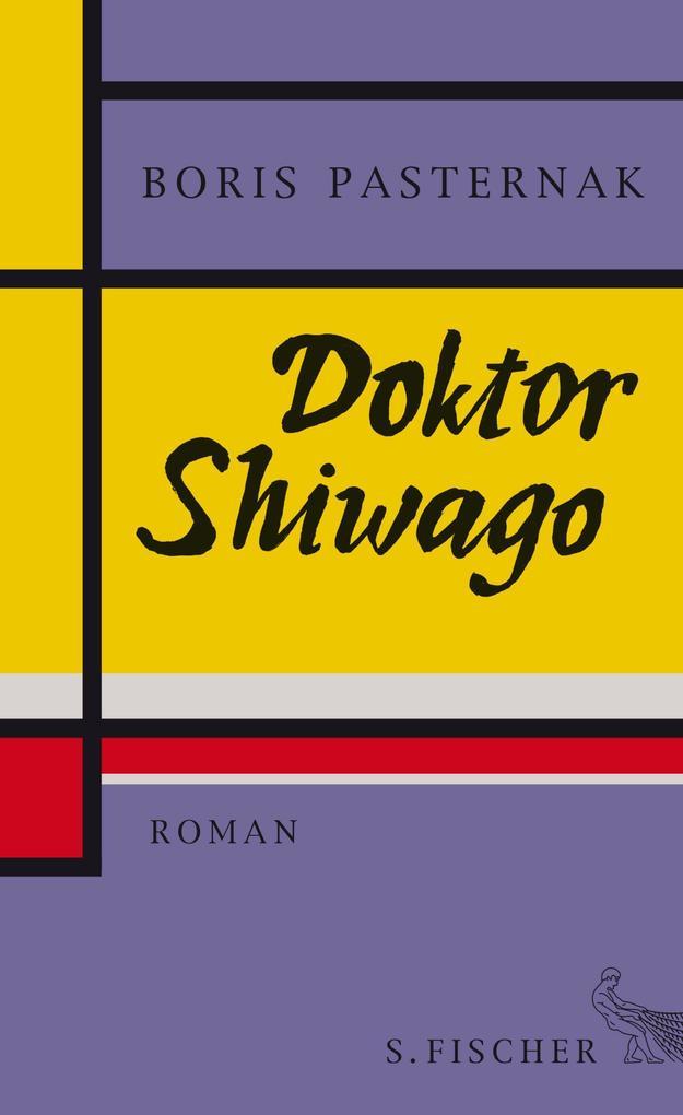 Doktor Shiwago als Buch