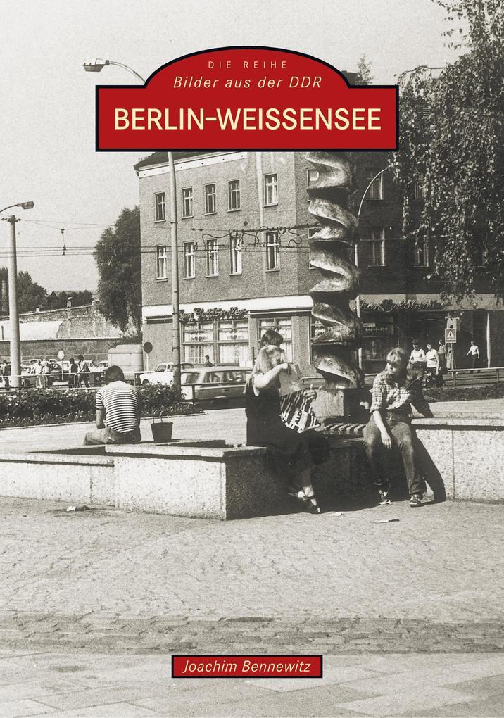 Berlin-Weißensee als Buch