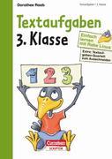 Einfach lernen mit Rabe Linus - Textaufgaben 3. Klasse