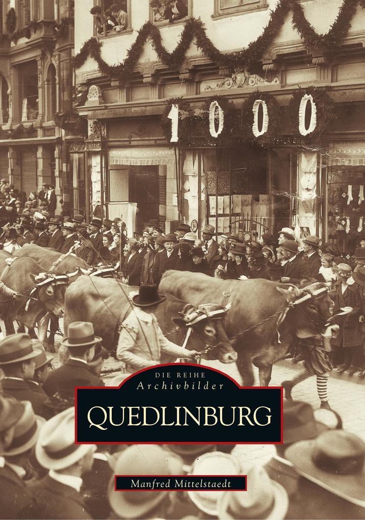 Quedlinburg als Buch
