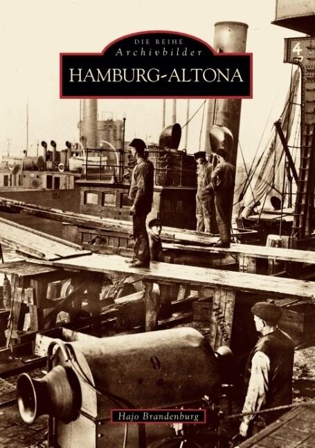 Hamburg-Altona als Buch