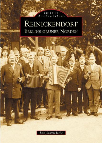 Berlin-Reinickendorf als Buch