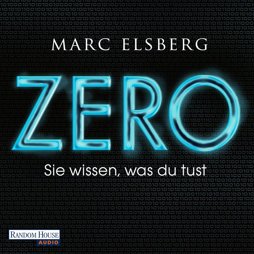 ZERO - Sie wissen, was du tust als Hörbuch Download