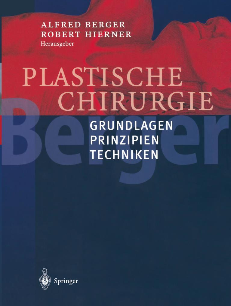 Plastische Chirurgie als Buch