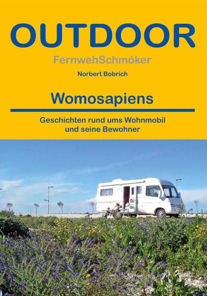 Womosapiens als Buch