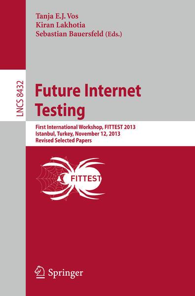 Future Internet Testing als Buch von