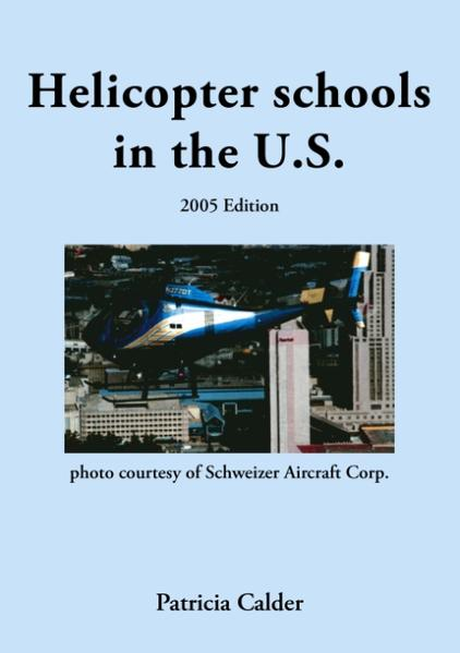 Helicopter schools in the U.S. als Buch