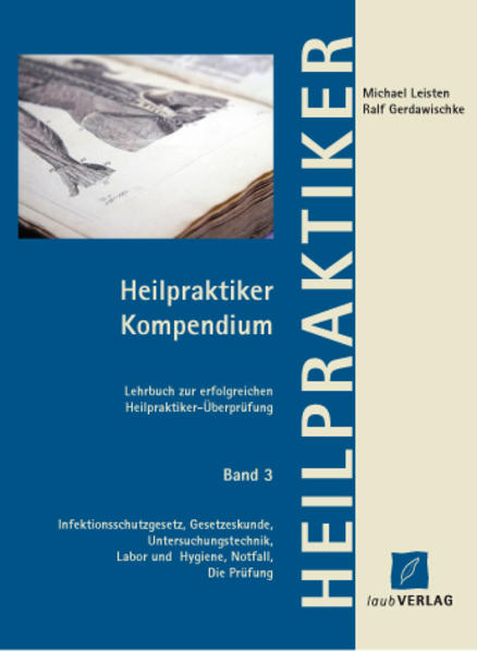 Heilpraktiker Kompendium 3 als Buch von Michael...