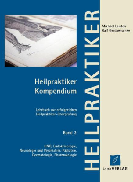 Heilpraktiker Kompendium 2 als Buch von Michael...
