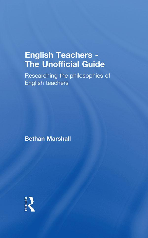 English Teachers - The Unofficial Guide als eBo...