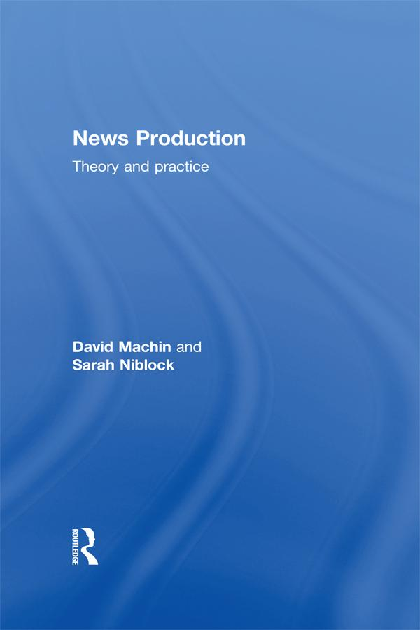News Production als eBook Download von Sarah Ni...