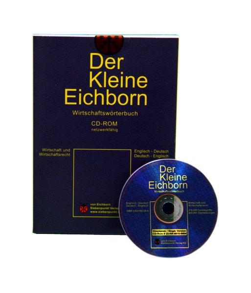 Der Kleine Eichborn. Wirtschaftswörterbuch Deut...