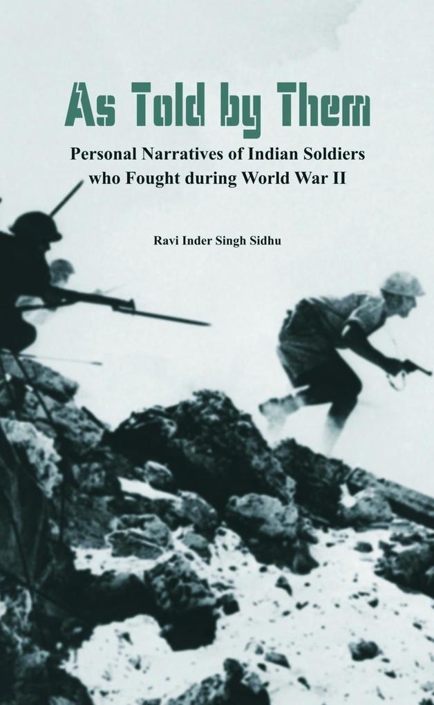 As Told by Them als eBook Download von Ravi Ind...