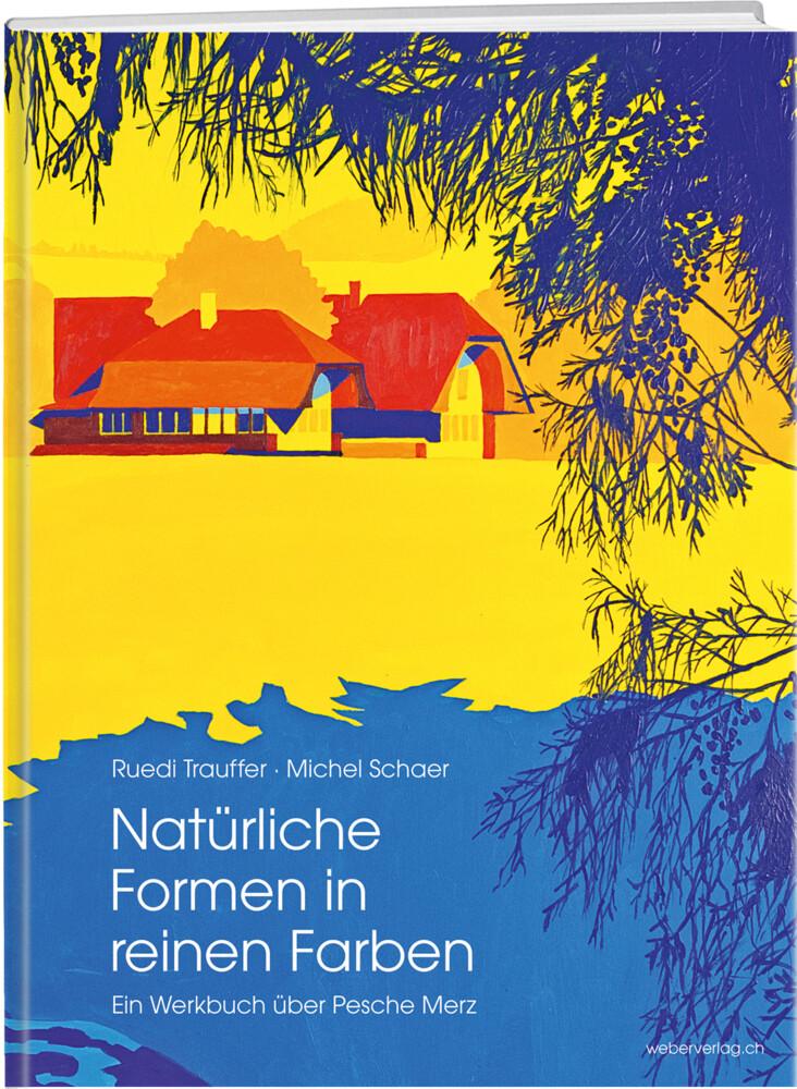 Natürliche Formen in reinen Farben als Buch von...