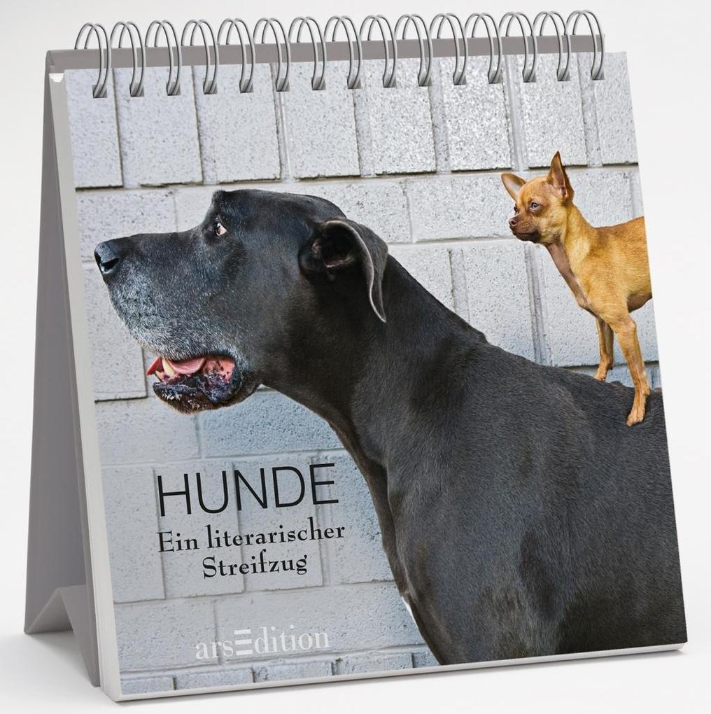 Hunde als Buch von
