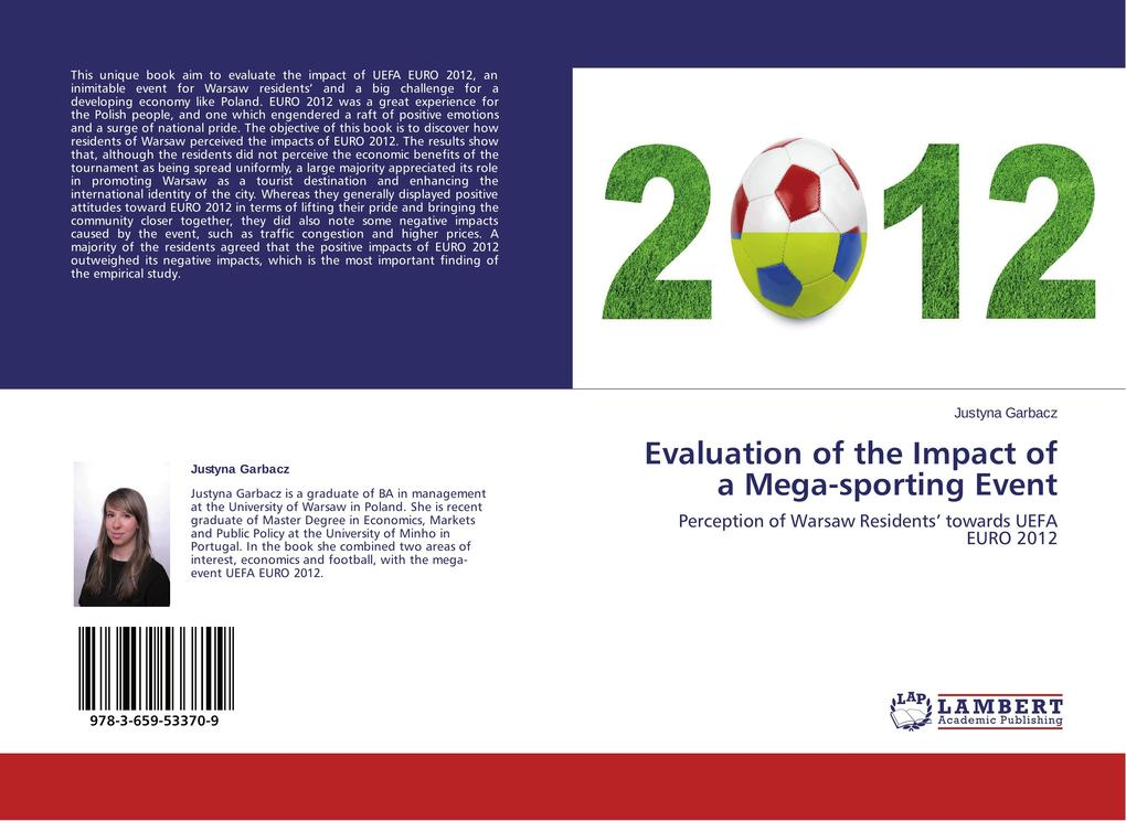Evaluation of the Impact of a Mega-sporting Eve...