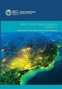 Brazil Country Program Evaluation, Fy2004-11