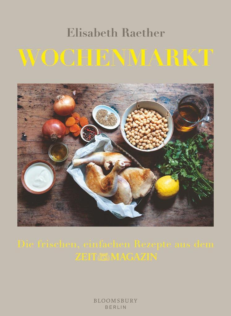 Wochenmarkt als Buch
