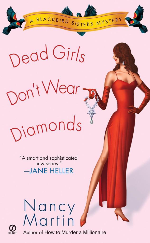 Dead Girls Don't Wear Diamonds als Taschenbuch