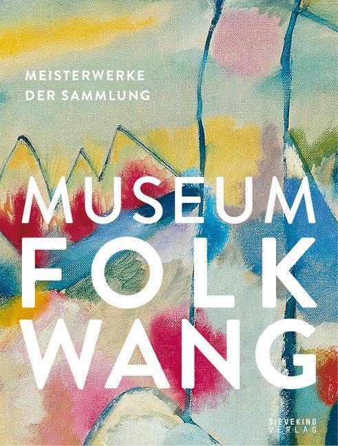 Museum Folkwang als Buch von Tobias Burg, Flori...