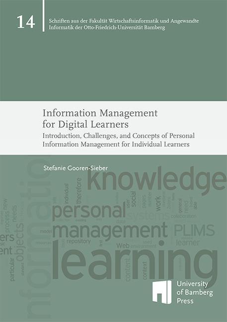Information Management for Digital Learners als...