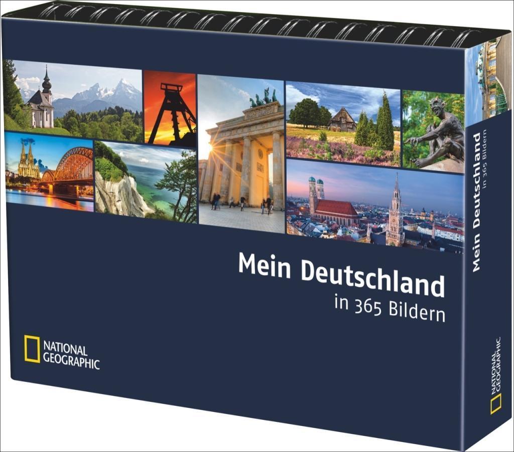 Mein Deutschland in 365 Bildern als Buch von