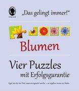 """Das """"Gelingt immer""""-Puzzle Blumen (Puzzle)"""