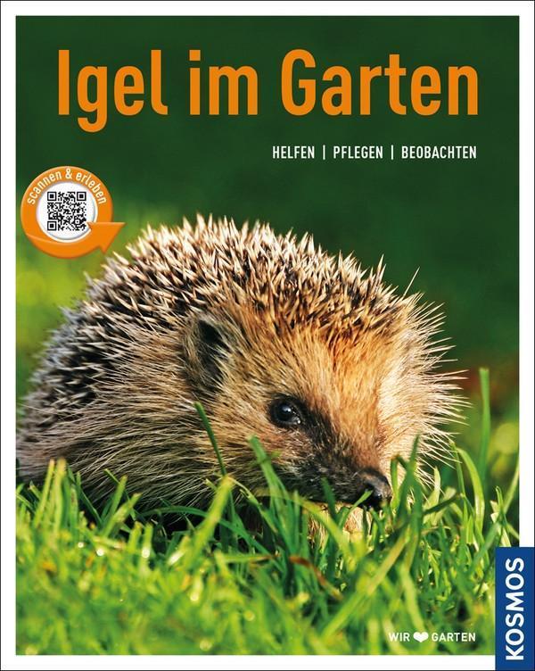 Igel im Garten als Buch von Monika Neumeier