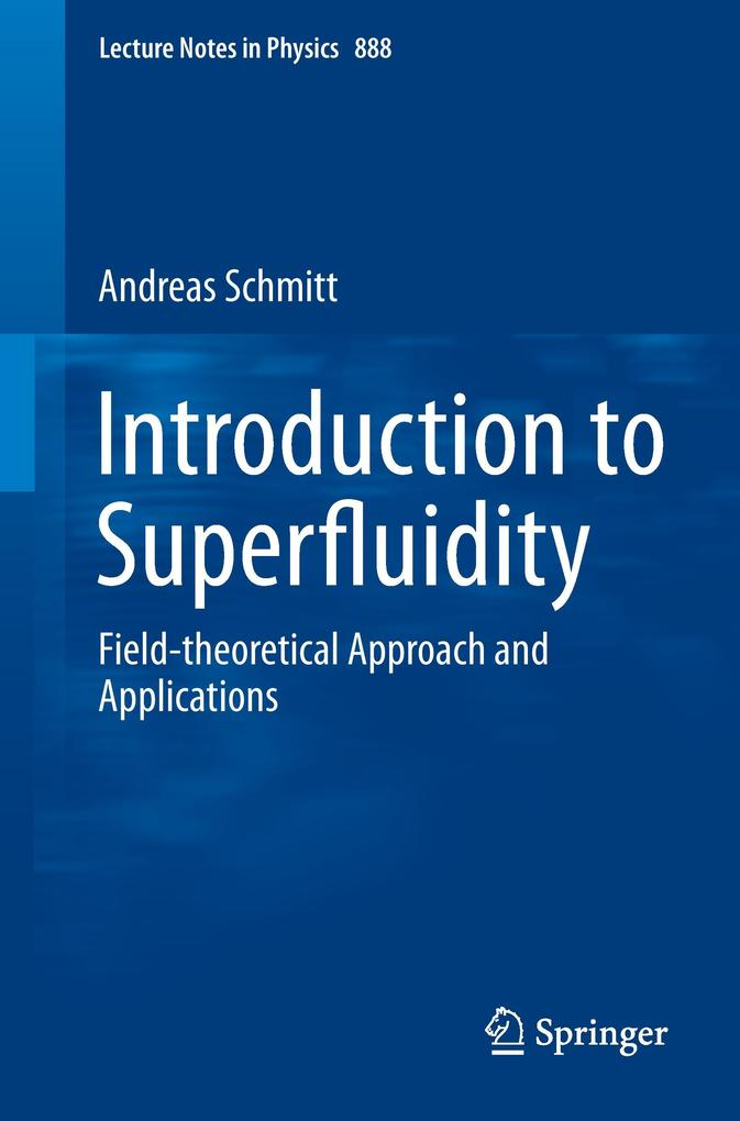 Introduction to Superfluidity als Buch von Andr...