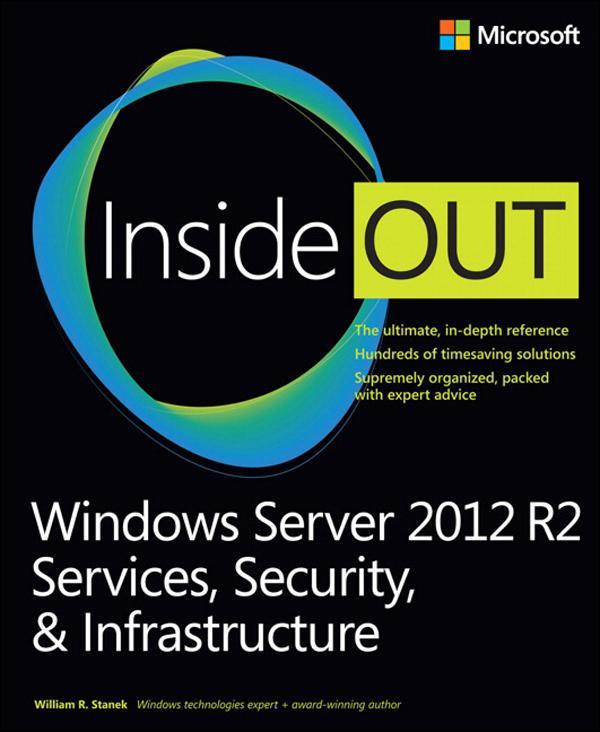 Windows Server 2012 R2 Inside Out Volume 2 als ...
