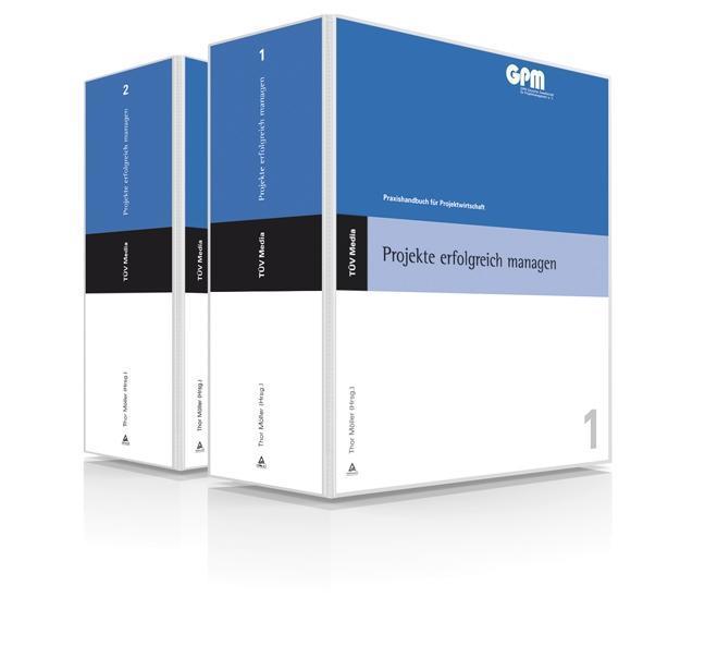 Projekte erfolgreich managen/2 Bde. als Buch von