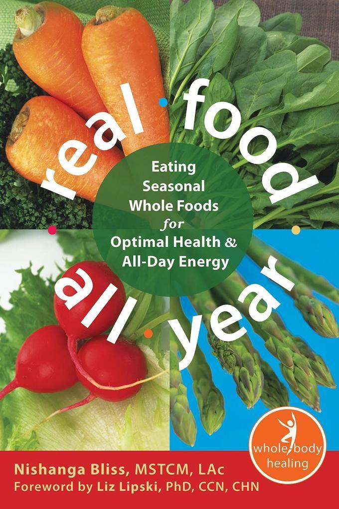Real Food All Year als eBook Download von Nisha...