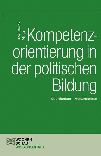 Kompetenzorientierung in der politischen Bildun...