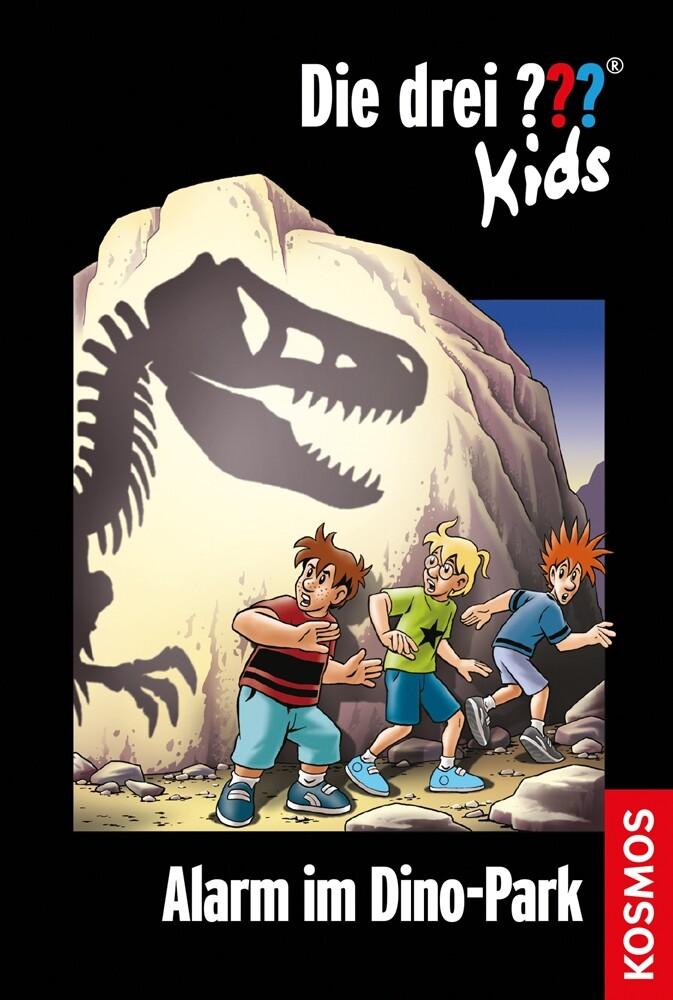 Image of Die drei ??? Kids 61. Alarm im Dino-Park (drei Fragezeichen)