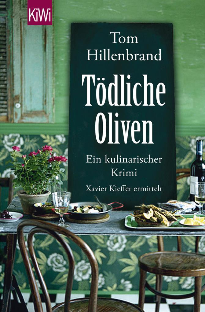 Tödliche Oliven als eBook