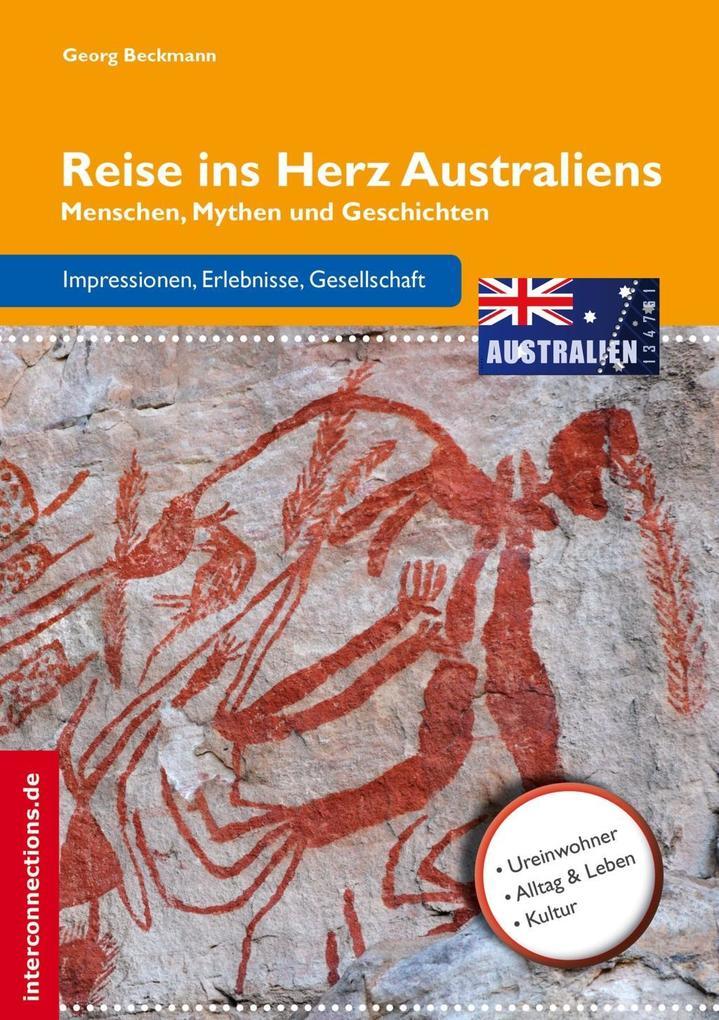 Reise ins Herz Australiens als eBook Download v...
