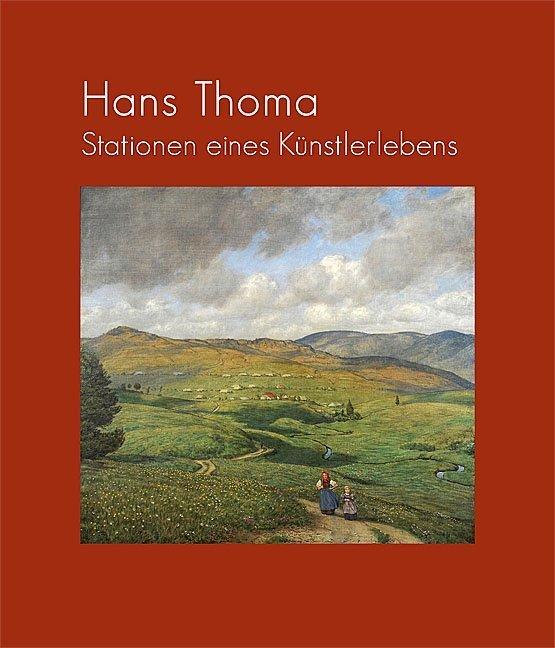 Hans Thoma als Buch von Hans Thoma