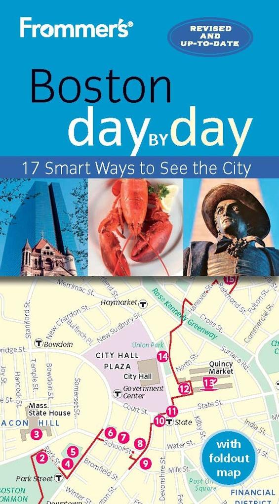Frommer´s Boston day by day als eBook Download ...