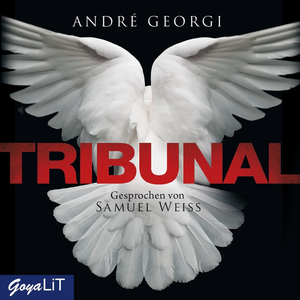 Tribunal als Hörbuch Download von André Georgi