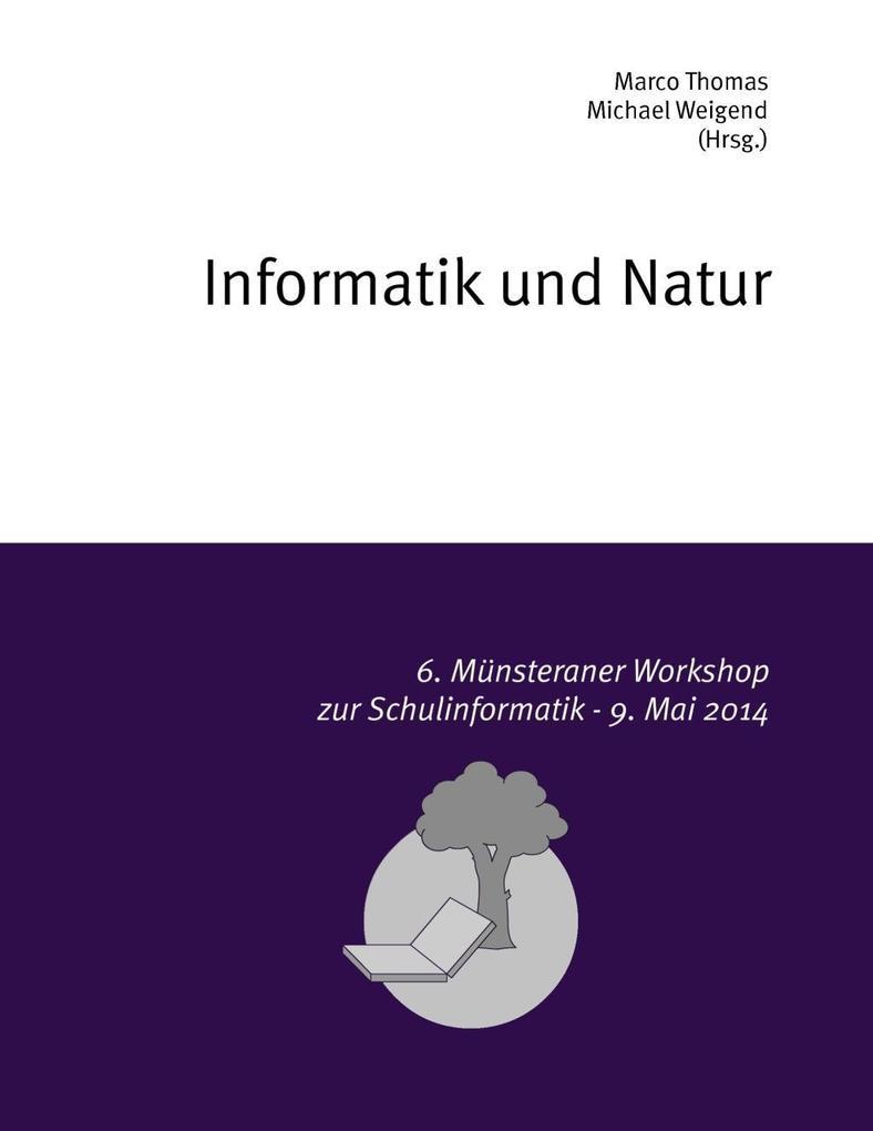 Informatik und Natur als eBook Download von