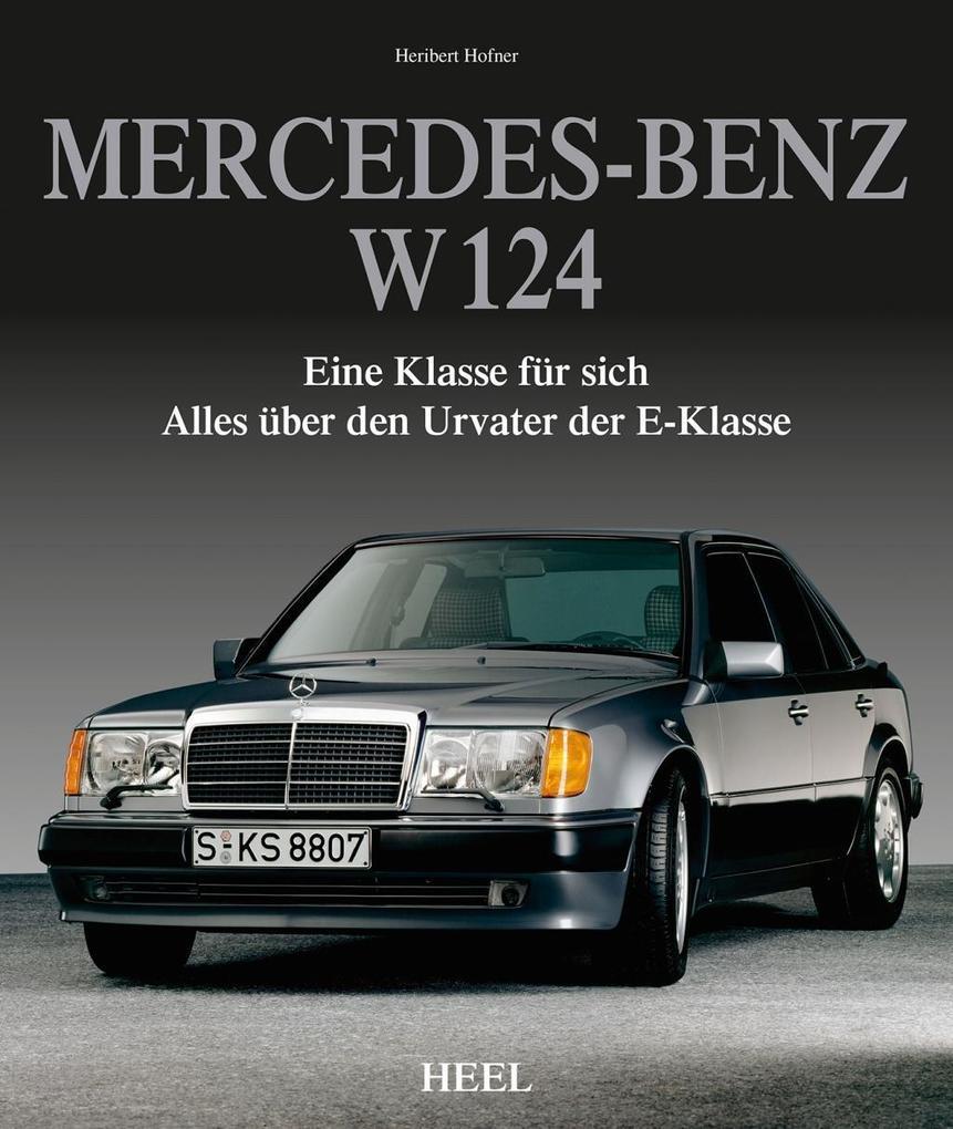 Mercedes-Benz W 124 als Buch