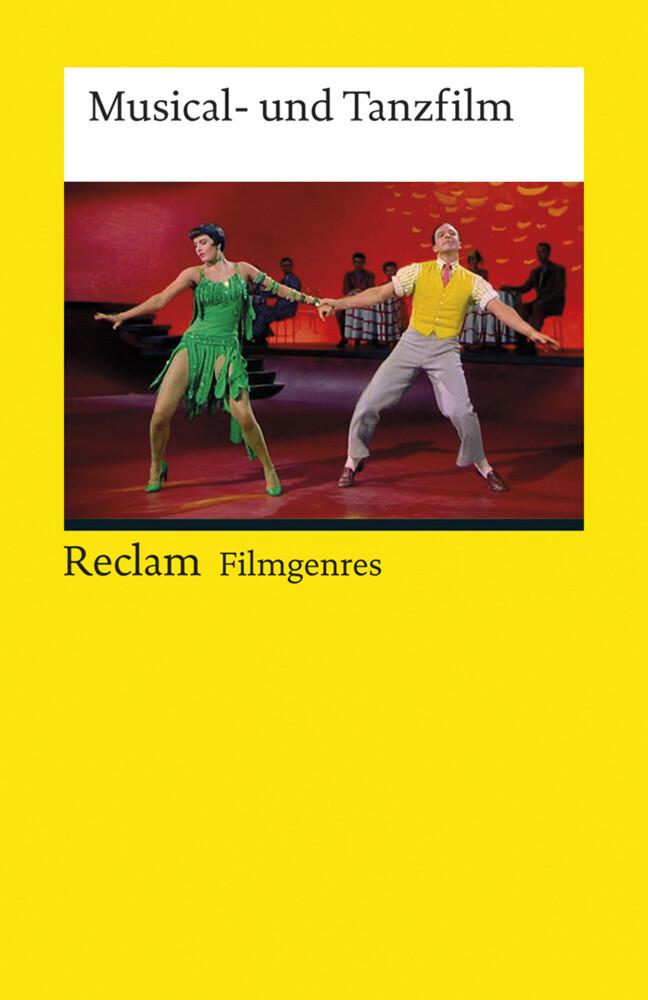 Filmgenres: Musical- und Tanzfilm als Taschenbu...