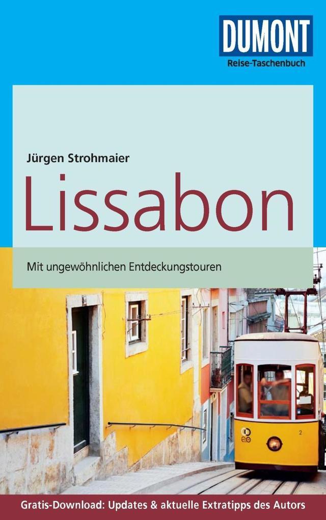 DuMont Reise-Taschenbuch Reisefuhrer Lissabon a...