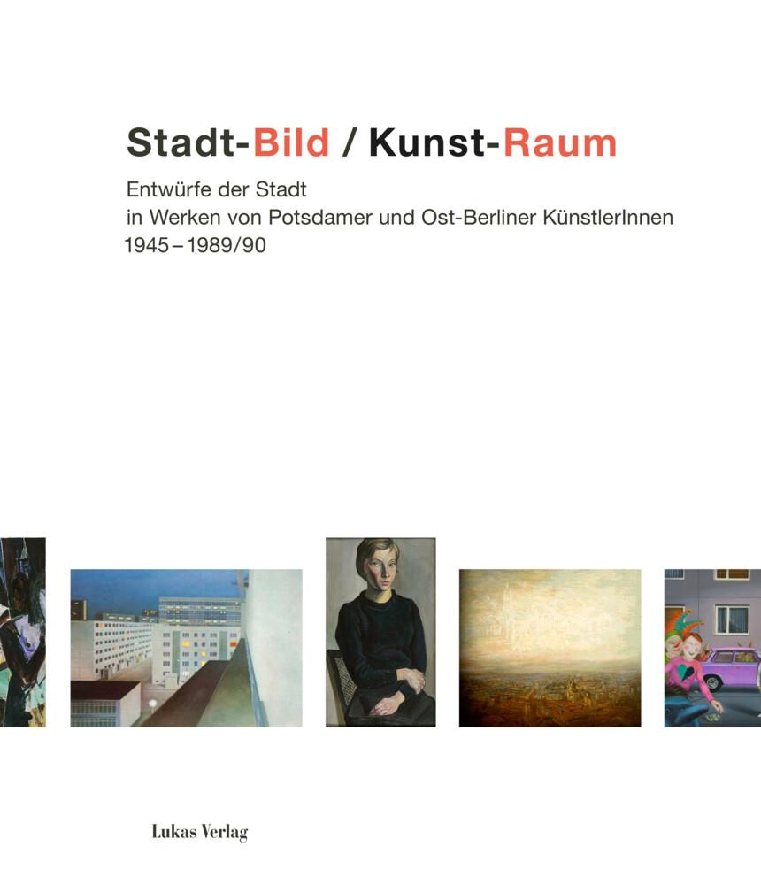Stadt-Bild / Kunst-Raum als Buch von