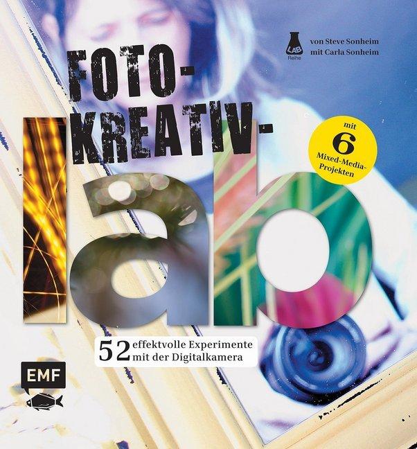 Foto-Kreativ-Lab als Buch von Carla Sonheim, St...